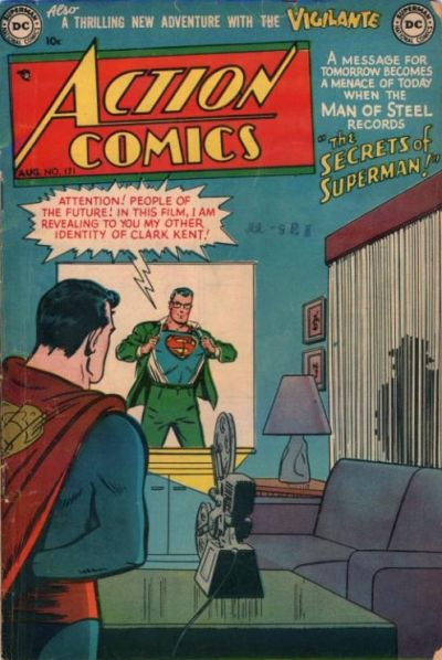 Action Comics Vol 1 171