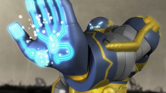Anti-Monitor (Green Lantern Animated Series)