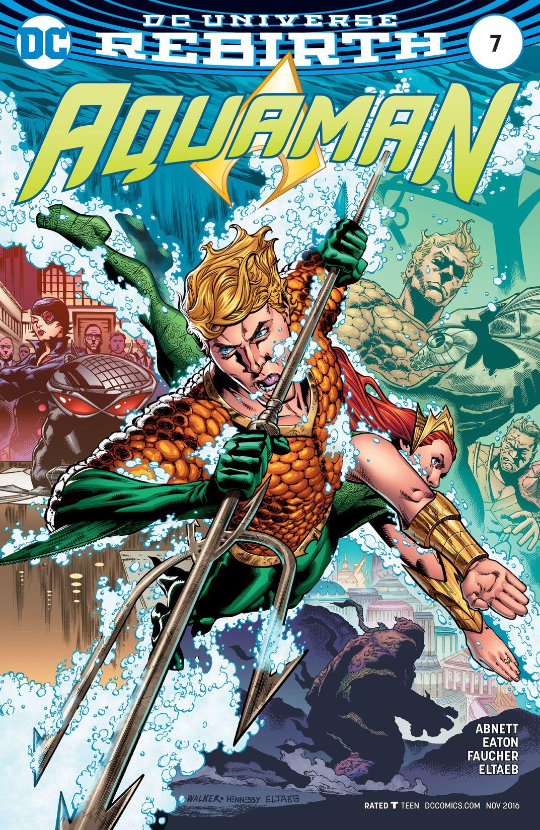 Aquaman Vol 8 7
