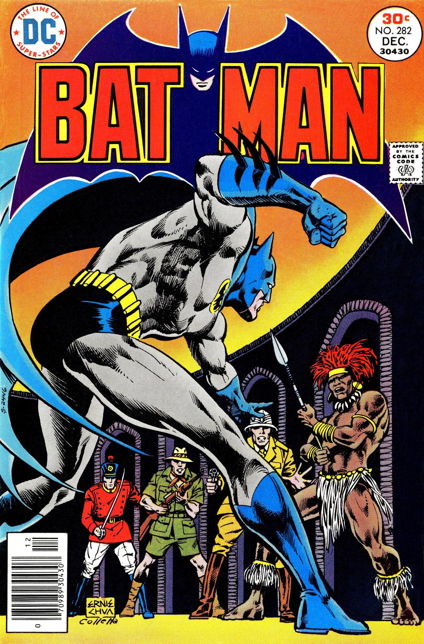 Batman Vol 1 282