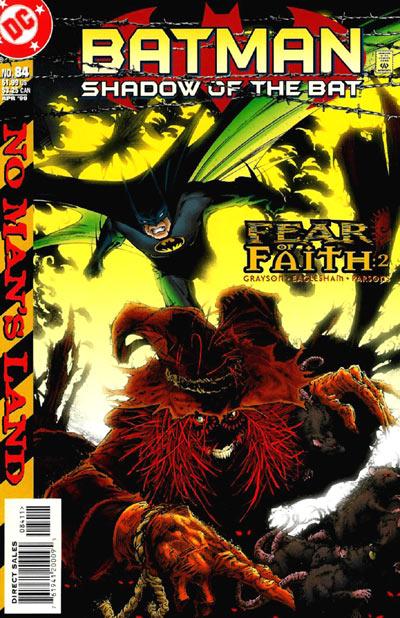 Batman: Shadow of the Bat Vol 1 84