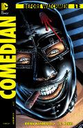 Before Watchmen Comedian Vol 1 1