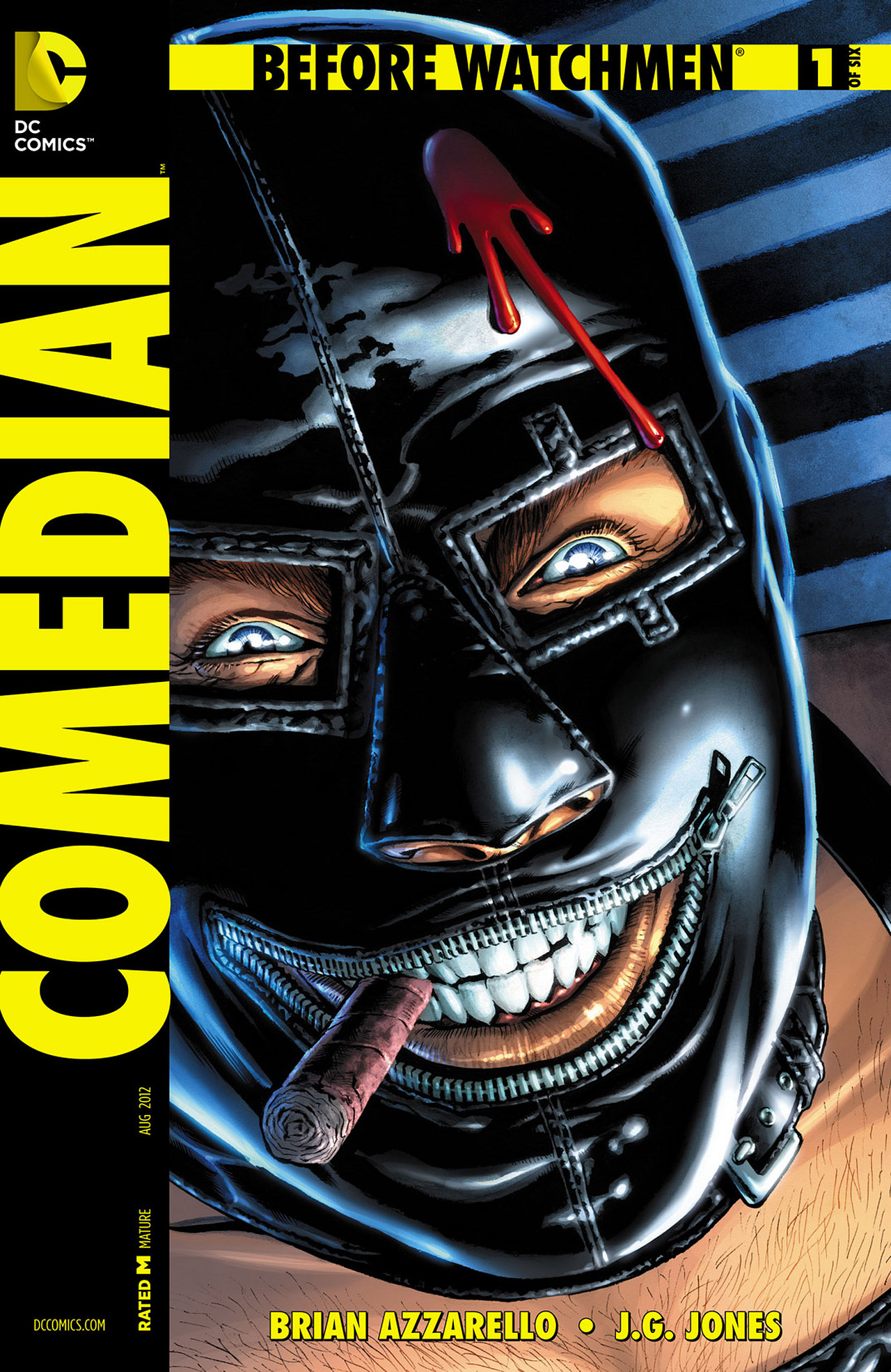 Before Watchmen: Comedian Vol 1 1
