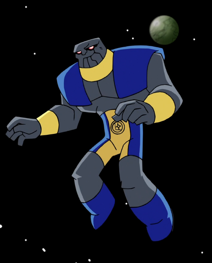 Blok (Legion of Super-Heroes TV Series)