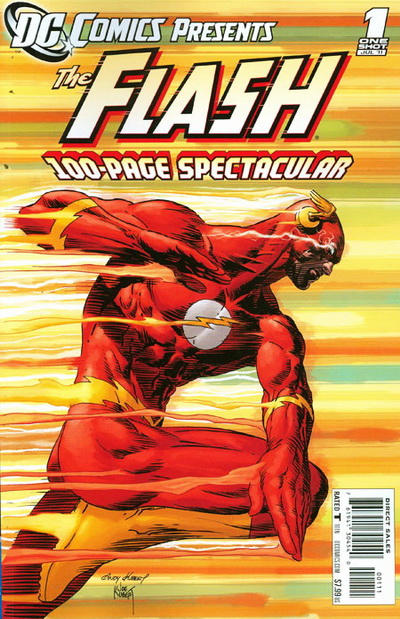 DC Comics Presents: The Flash Vol 2 1