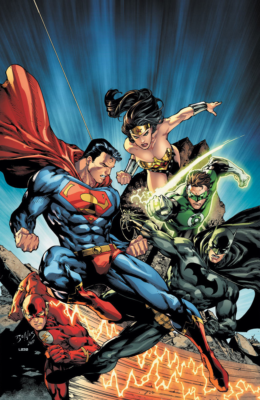 Justice League of America (DC Universe Online)