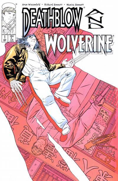 Deathblow/Wolverine Vol 1