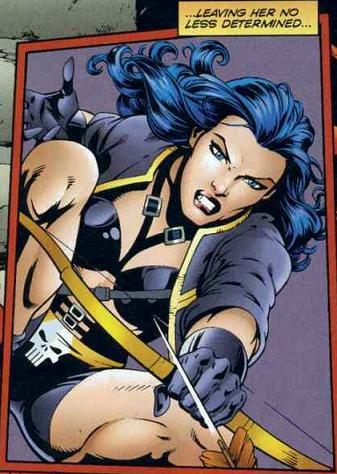 Diana of Themyscira (Amalgam Universe)