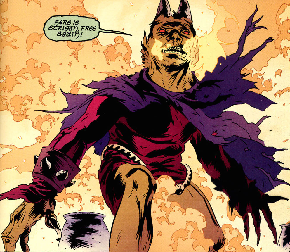 Etrigan (The Doom That Came to Gotham)