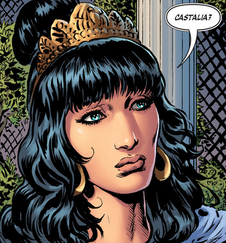Hippolyta (Prime Earth)