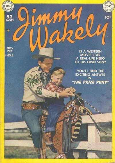 Jimmy Wakely Vol 1 2