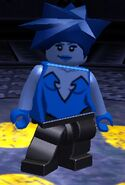 Louise Lincoln Lego Batman 0001