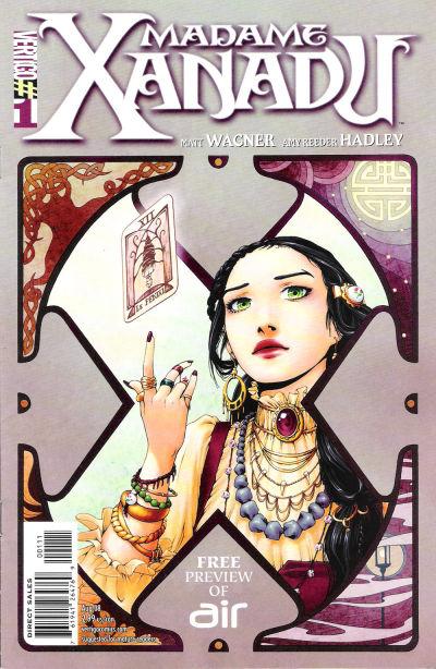 Madame Xanadu Vol 2