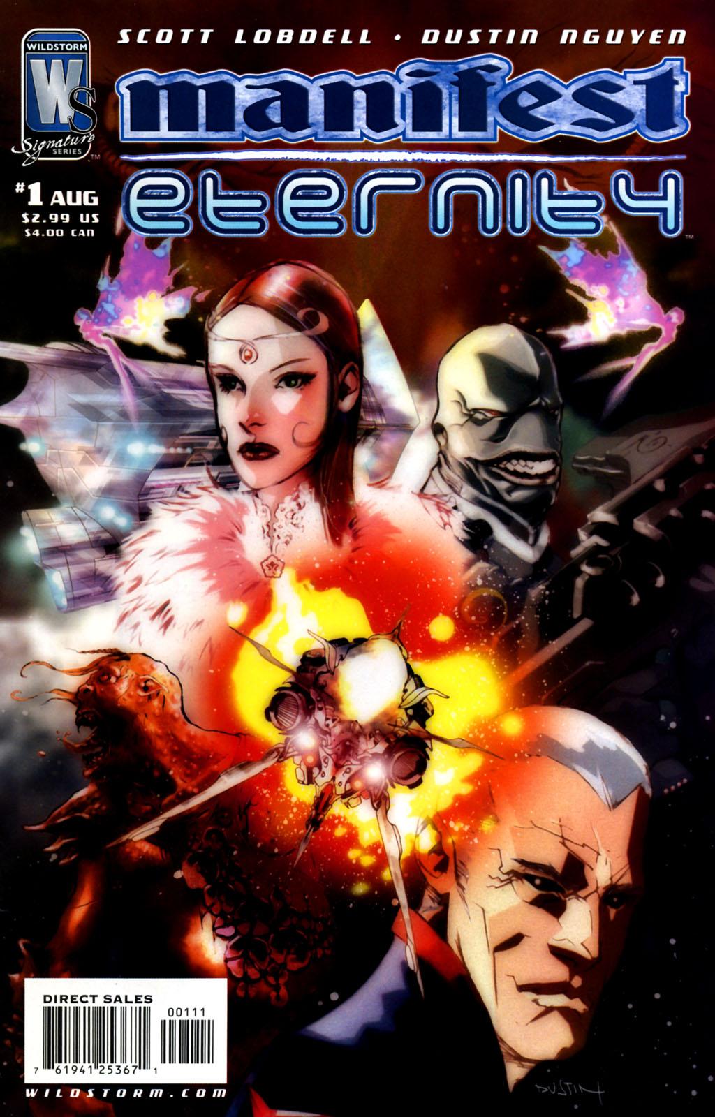Manifest Eternity Vol 1