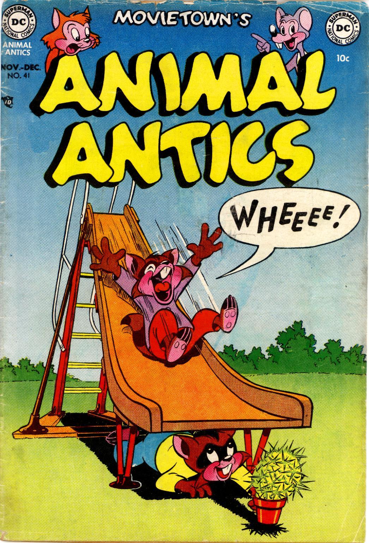 Movietown's Animal Antics Vol 1 41