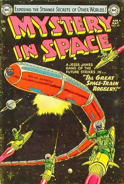 Mystery in Space Vol 1 19