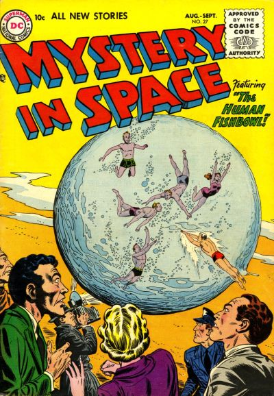 Mystery in Space Vol 1 27