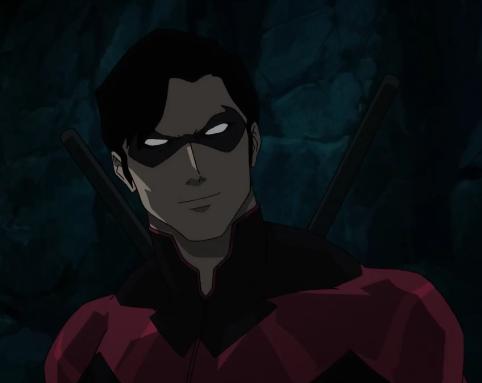 Richard Grayson (DC Animated Movie Universe)