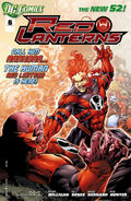 Red Lanterns Vol 1 6