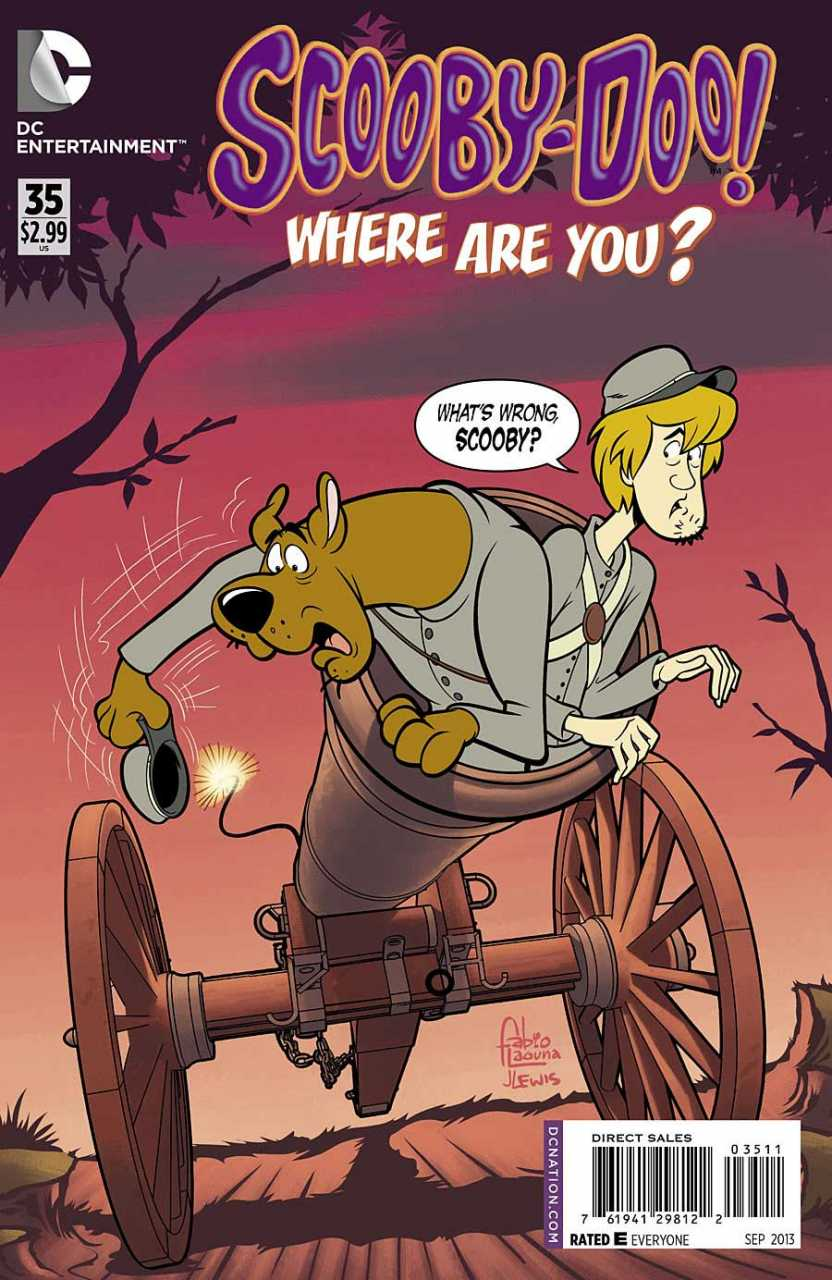 Scooby-Doo, Where Are You? Vol 1 35