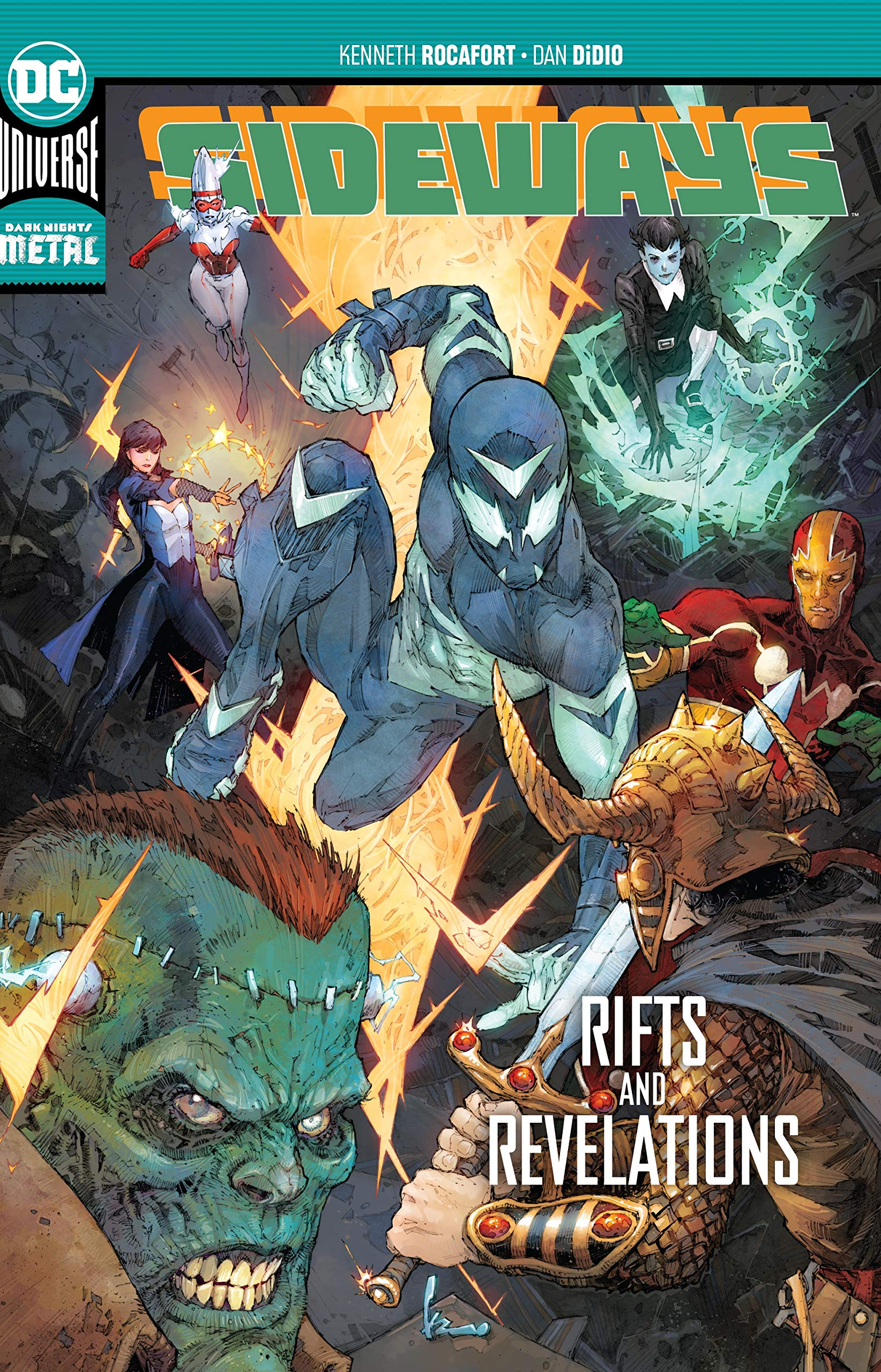 Sideways: Rifts and Revelations (Collected)