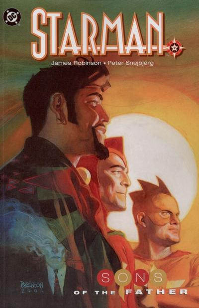 Starman: Sons of the Father (Collected)