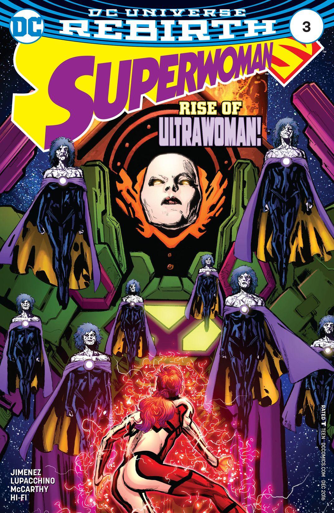 Superwoman Vol 1 3