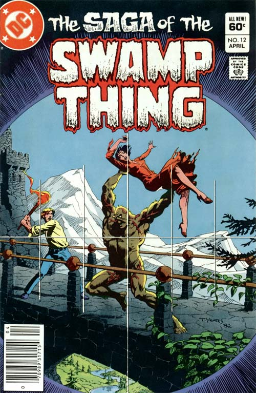 Swamp Thing Vol 2 12
