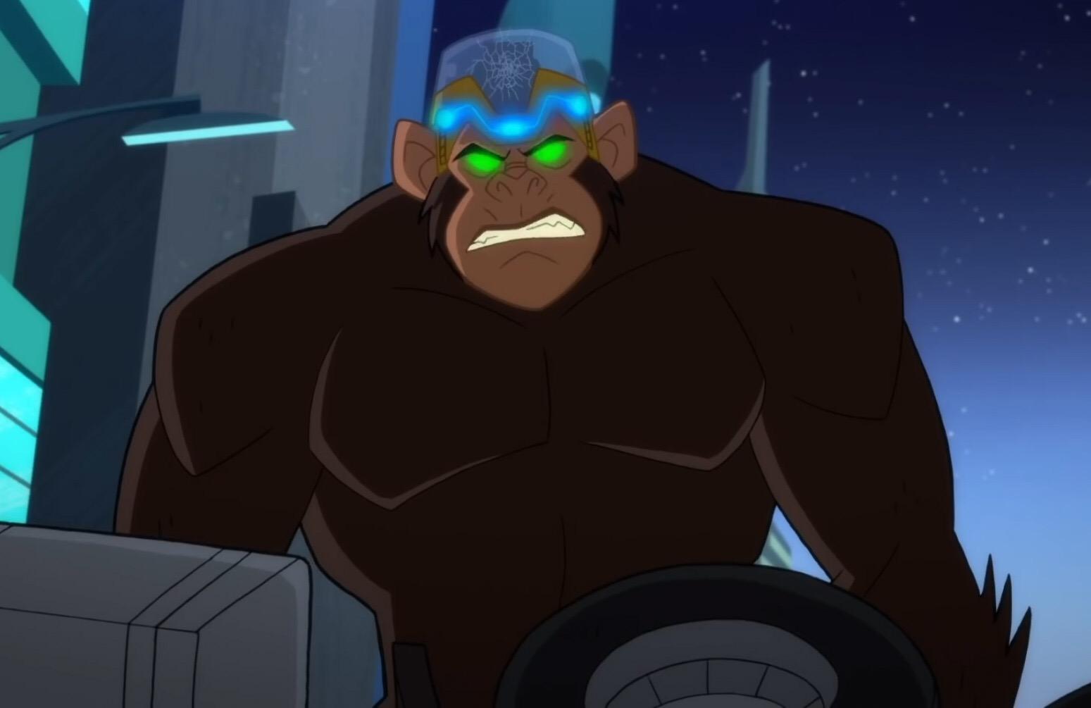 Titano (Justice League Action)