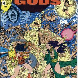 War of the Gods Vol 1 4