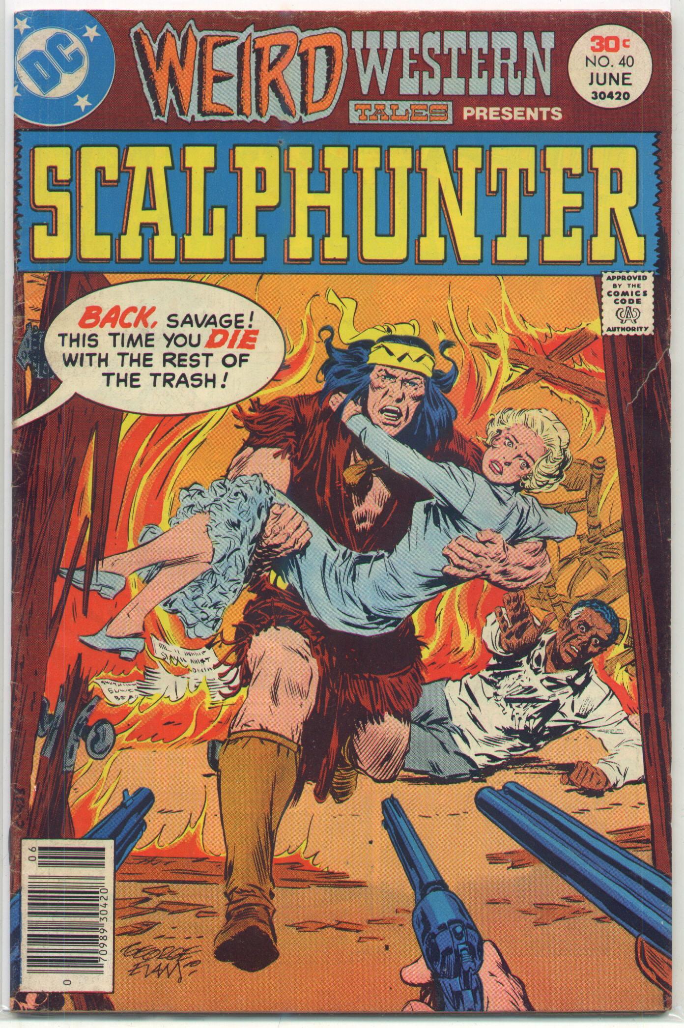 Weird Western Tales Vol 1 40