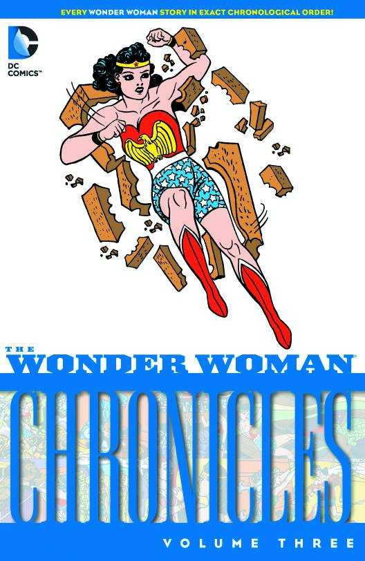 Wonder Woman Chronicles Vol. 3 (Collected)
