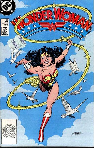 Wonder Woman Vol 2 22