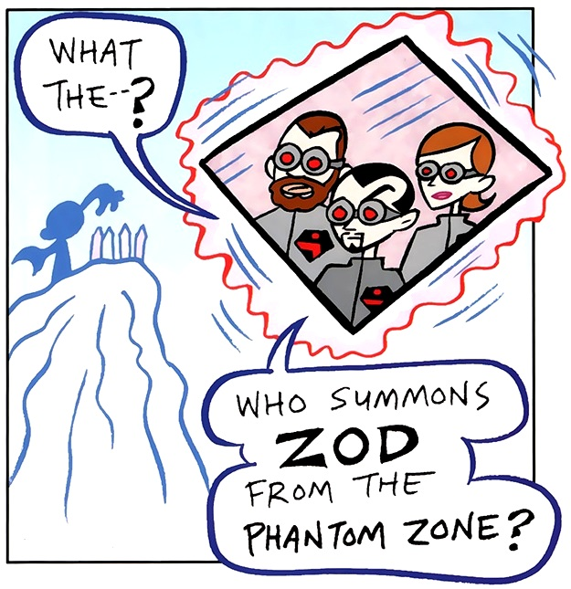 Dru-Zod (Tiny Titans)