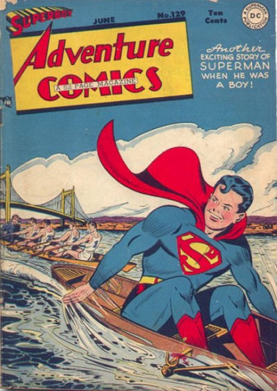 Adventure Comics Vol 1 129
