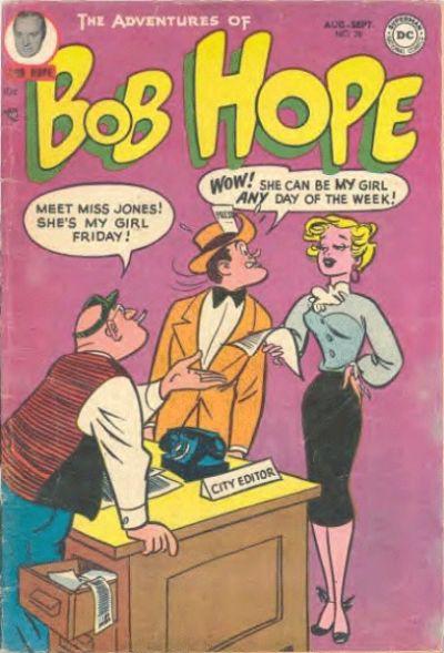 Adventures of Bob Hope Vol 1 28