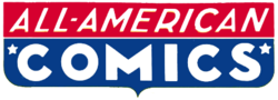 All-American Comics Vol 1