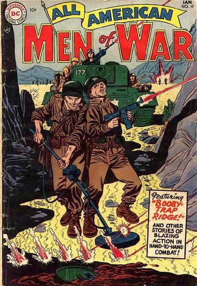 All-American Men of War Vol 1 17