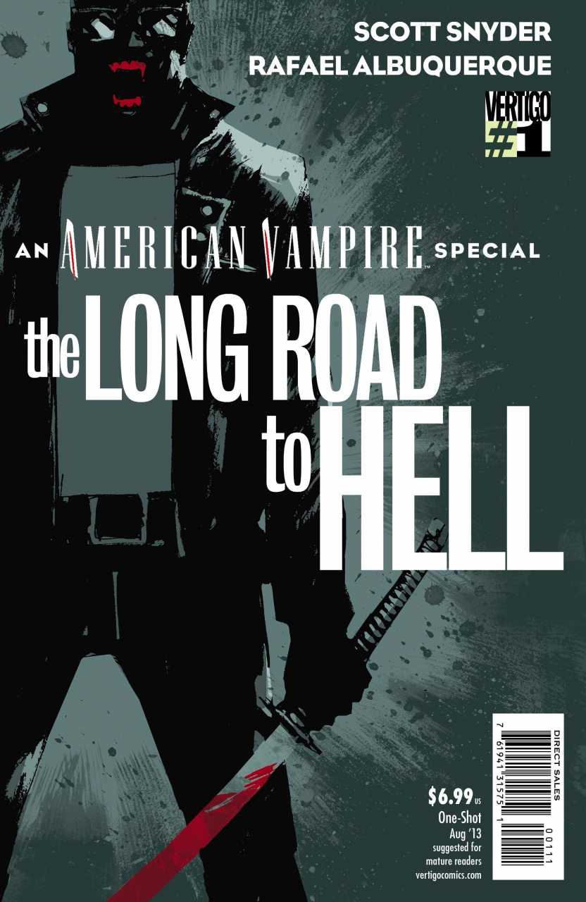 American Vampire: The Long Road to Hell Vol 1 1