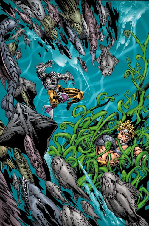 Aquaman Vol 5 57