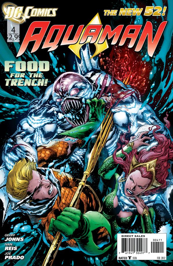 Aquaman Vol 7 4