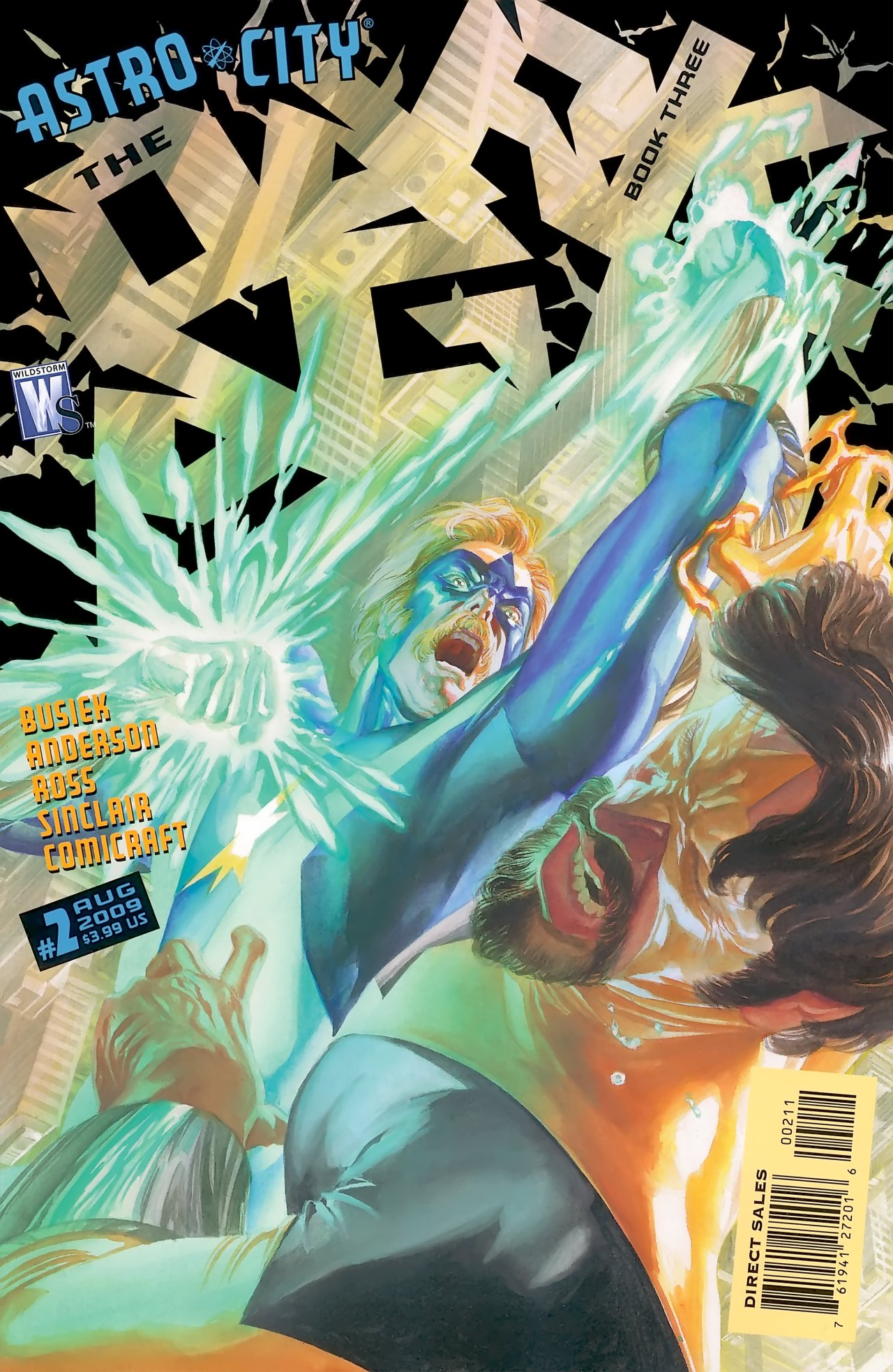 Astro City: The Dark Age Vol 3 2