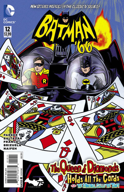 Batman '66 Vol 1 12