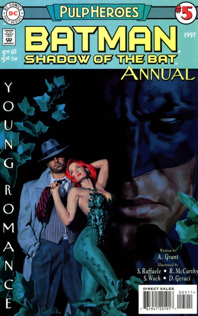 Batman: Shadow of the Bat Annual Vol 1 5
