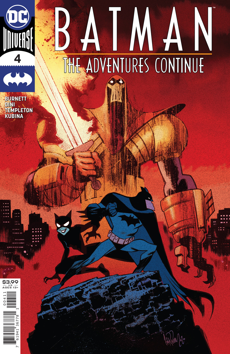 Batman: The Adventures Continue Vol 1 4