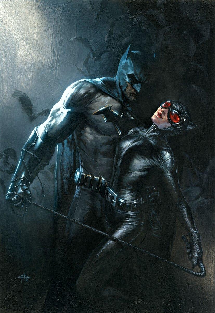 Batman Vol 3 1 Dell'Otto Textless Variant.jpg