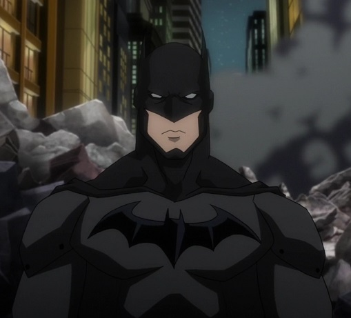 Bruce Wayne (DC Animated Movie Universe)