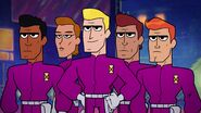 Challengers of the Unknown Teen Titans TV Series 001