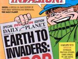 Daily Planet Invasion Special Vol 1 1
