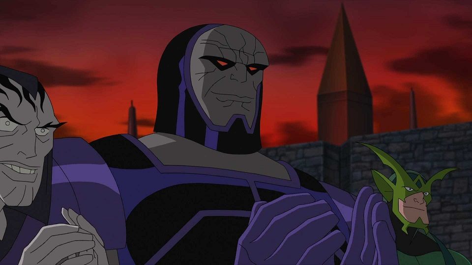 Darkseid (Gods and Monsters)